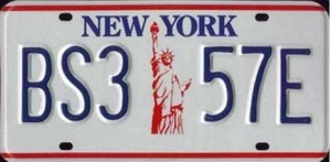 NY Plate