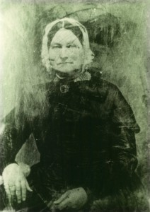 Rhoda Loomis, courtesy of the Waterville Historical Society, Waterville, NY