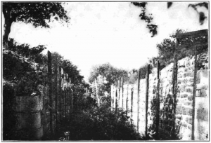 """Abandoned Oneida Lake Canal, from """"Abandoned Canals of the State of New York,"""" Popular Science Monthly 75 (September 1909)"""