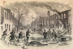 Luckily, it's pretty much been uphill since then. (Harper's Weekly, Jan 3, 1863